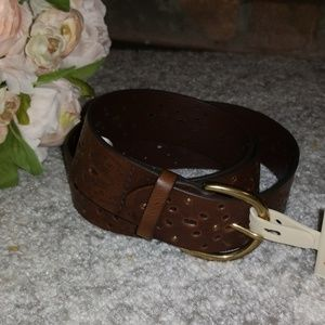 Mossimo Brown Belt